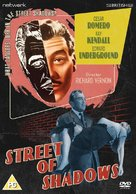 Street of Shadows - British DVD cover (xs thumbnail)