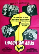 Crimen - French Movie Poster (xs thumbnail)