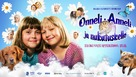 Onneli, Anneli ja nukutuskello - Finnish Movie Poster (xs thumbnail)