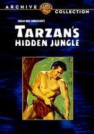 Tarzan's Hidden Jungle - DVD cover (xs thumbnail)