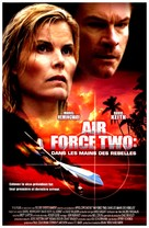 In Her Line of Fire - French VHS cover (xs thumbnail)
