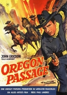 Oregon Passage - German Movie Poster (xs thumbnail)