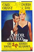 That Touch of Mink - Argentinian Theatrical movie poster (xs thumbnail)