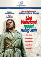 Lieb Vaterland magst ruhig sein - German Movie Cover (xs thumbnail)