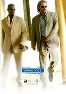 Miami Vice - Spanish Movie Poster (xs thumbnail)