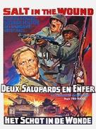 Il dito nella piaga - Belgian Movie Poster (xs thumbnail)