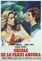 Si c'ètait à refaire - Italian Movie Poster (xs thumbnail)