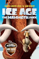 Ice Age: The Meltdown - DVD cover (xs thumbnail)