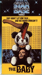 The Baby - VHS cover (xs thumbnail)