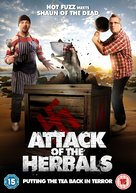 Attack of the Herbals - British DVD cover (xs thumbnail)