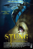 Stung - French Movie Poster (xs thumbnail)