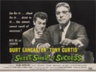 Sweet Smell of Success - British Movie Poster (xs thumbnail)