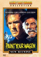 Paint Your Wagon - DVD movie cover (xs thumbnail)