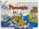 Pinocchio - British Movie Poster (xs thumbnail)