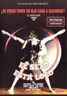 El sexo está loco - Argentinian Movie Cover (xs thumbnail)