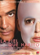 La piel que habito - French Movie Poster (xs thumbnail)