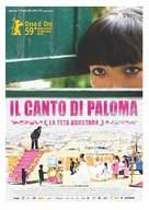 La teta asustada - Italian Movie Poster (xs thumbnail)