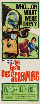 The Earth Dies Screaming - Movie Poster (xs thumbnail)