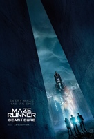 Maze Runner: The Death Cure - Teaser movie poster (xs thumbnail)