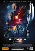 Ender's Game - Australian Movie Poster (xs thumbnail)