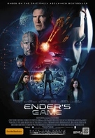 Ender's Game - Australian Movie Poster (xs thumbnail)