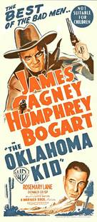 The Oklahoma Kid - Australian Movie Poster (xs thumbnail)