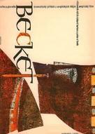 Becket - Czech Movie Poster (xs thumbnail)