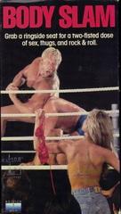 Body Slam - VHS cover (xs thumbnail)