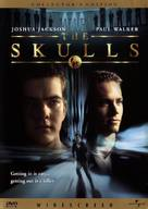 The Skulls - DVD cover (xs thumbnail)