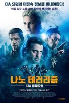 Against the Clock - South Korean Movie Poster (xs thumbnail)