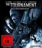 The Tournament - German Blu-Ray cover (xs thumbnail)