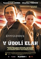In the Valley of Elah - Slovak Movie Poster (xs thumbnail)
