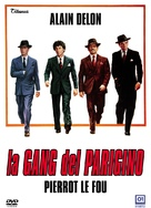 Gang, Le - Italian DVD movie cover (xs thumbnail)