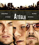 The Departed - Hungarian Blu-Ray movie cover (xs thumbnail)