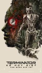 Terminator: Dark Fate - Vietnamese Movie Poster (xs thumbnail)
