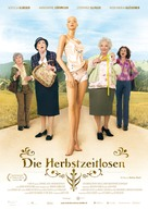 Herbstzeitlosen, Die - German Movie Poster (xs thumbnail)