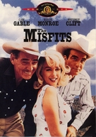 The Misfits - DVD movie cover (xs thumbnail)