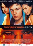 Antitrust - Polish Movie Poster (xs thumbnail)