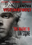The Deaths of Ian Stone - Croatian Movie Cover (xs thumbnail)
