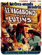 Saddle Tramp - Belgian Movie Poster (xs thumbnail)