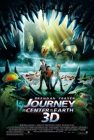 Journey to the Center of the Earth - Movie Poster (xs thumbnail)