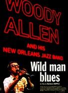 Wild Man Blues - French Movie Poster (xs thumbnail)