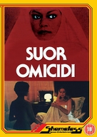 Suor Omicidi - British DVD movie cover (xs thumbnail)