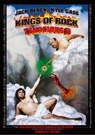 Tenacious D in 'The Pick of Destiny' - German Movie Poster (xs thumbnail)
