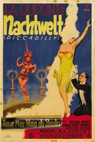 Piccadilly - German Movie Poster (xs thumbnail)
