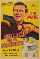 A Lady Takes a Chance - Argentinian Movie Poster (xs thumbnail)