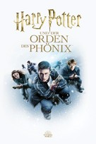 Harry Potter and the Order of the Phoenix - German Video on demand movie cover (xs thumbnail)
