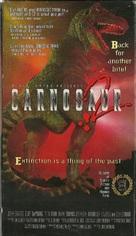 Carnosaur 2 - VHS cover (xs thumbnail)