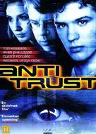 Antitrust - Norwegian DVD movie cover (xs thumbnail)