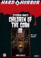 Children of the Corn III - Dutch DVD movie cover (xs thumbnail)